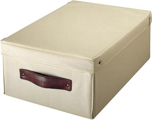 Aufbewahrungsbox »Wood«, Größe M