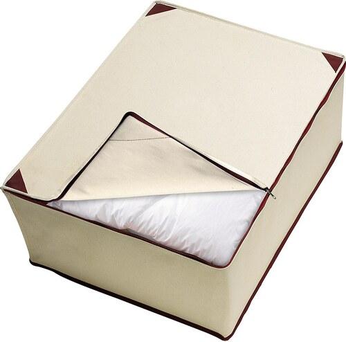 Wäschebox »Wood«, Größe L, 2er-Set