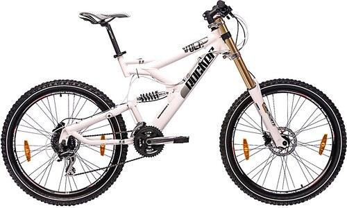 Mountainbike »Vole 2.0, 26 Zoll«, SHIMANO Acera 24 Gang, Doppelbrücken Federgabel