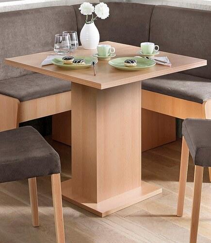 Säulen-Esstisch, Breite 68 oder 110 cm