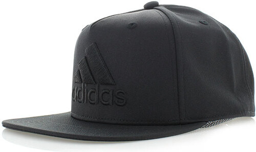 adidas PERFORMANCE Fekete férfi sapka ADIDAS Flat Cap - Glami.hu b23a61c606