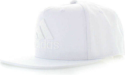 adidas PERFORMANCE Fehér férfi sapka ADIDAS Flat Cap - Glami.hu bc224801e5