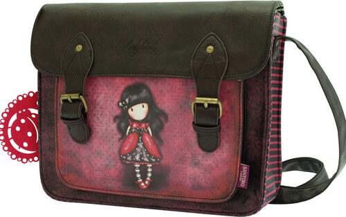 099349e007 Santoro kabelka ve tvaru aktovky Gorjuss Ladybird - Glami.cz