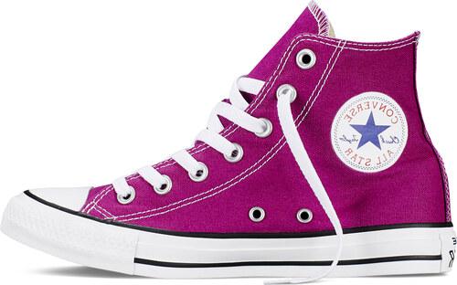 Converse růžové dámské boty Chuck Taylor All Star Pink Sapphir ... 11221f95111