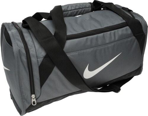 3b96645210 Športová taška Nike Brasilia XS Grip šedá - Glami.sk