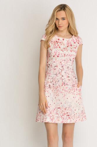 Orsay Kleid mit Blumen-Print - Glami.de
