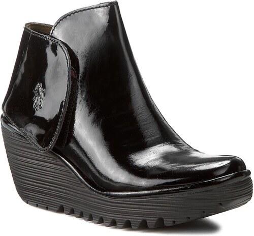 665c954e19f Členková obuv FLY LONDON - Yogi P500046064 Black - Glami.sk