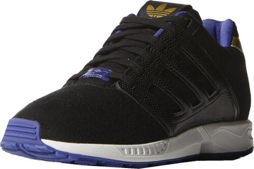 Boty Adidas ZX Flux core black-core black-night flash - Glami.cz 37ccdd09e2