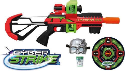 Splash Toys Shooter, »Cyber Strike Slime Control Blaster«