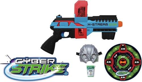 Splash Toys Shooter, »CyberStrike Slime Control Gun«