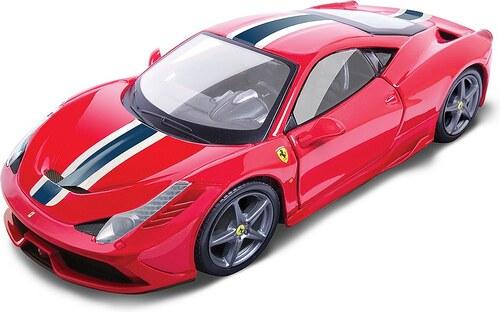 Bburago® Modellauto im Maßstab 1:18, »Ferrari 458 Speciale, rot«