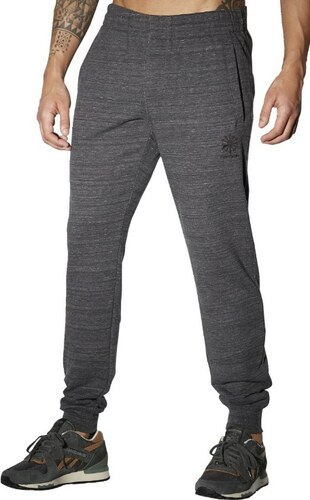 70d4f3a86a6 Tepláky Reebok F French Terry Pant grey heather - Glami.cz