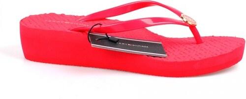 TOMMY HILFIGER Dámské růžové žabky na klínku Tommy Hilfiger FW56820723 Mona  660 WW0723ps EUR 39 ff2e2e3dcf0