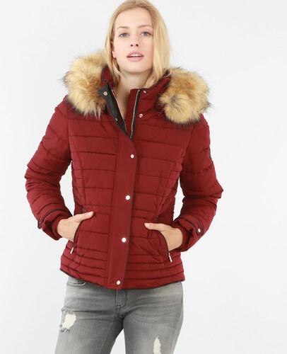 Manteau femme fourrure pimkie
