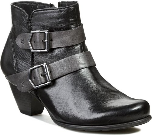 Magasított cipő JANA - 8-25317-23 Black 001 - Glami.hu a4b4a48912