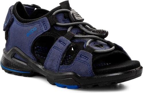 Sandále ECCO - Biom Sandal 70356250502 True Navy Black - Glami.sk 5f7aaf27c22