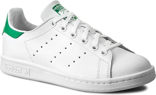 the best attitude 66014 033c6 Cipők adidas - Stan Smith J M20605 Ftwwht Ftwwht Green