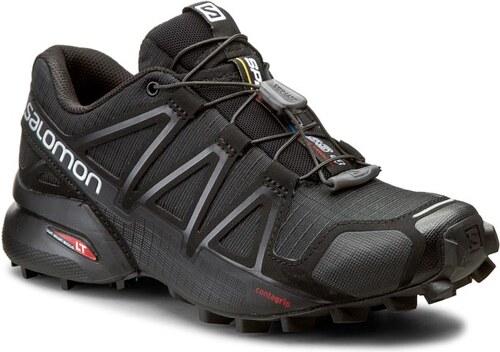 Cipő SALOMON - Speedcross 4 W 383097 20 V0 Black Black Black Metallic d61c329d6c