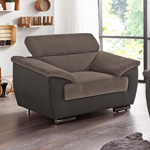 Sessel, inklusive Rückenverstellung