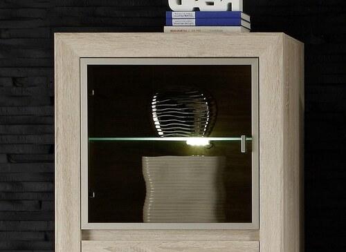 Beleuchtung Glasboden-Clip
