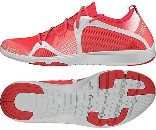 Dámská obuv Adidas Adipure 360.4 W 42 2 3 ČERVENÁ - BÍLÁ - Glami.cz bae4934775