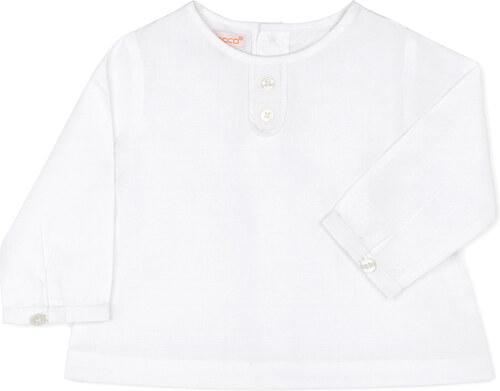 Chemise Bordures - Blanc