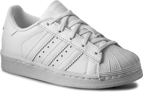 Topánky adidas - Superstar Foundation C BA8380 Ftwwht Ftwwht Ftwwht ... 3347d9e02e