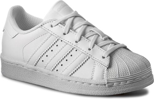 d79c9b7bab Cipők adidas - Superstar Foundation C BA8380 Ftwwht/Ftwwht/Ftwwht ...