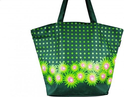 Karen Plážová taška Fabrizio zelená - Glami.cz b0517fac88c