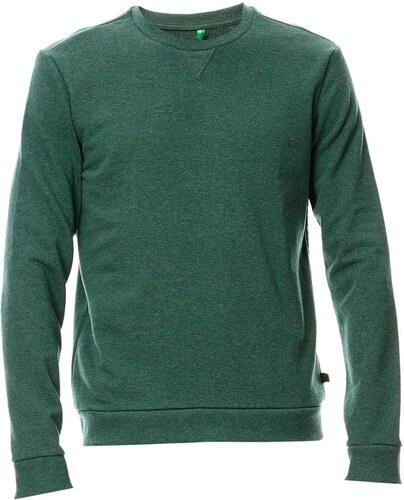 Benetton Sweat-shirt - vert foncé - Glami.fr 4e14c421f7c8