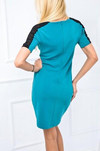 a5482c12416b Námornícke šaty - 84032 odtiene farieb  modrá - Glami.sk
