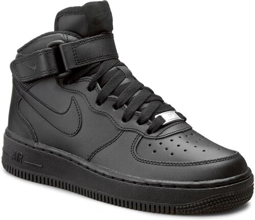 NIKE Air Force 1 Mid (GS) 314195 004 - Glami.cz e2a428f08cb