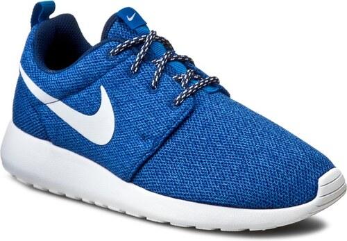 e02bbaa7ed Cipők NIKE - Roshe Run 844994 400 Coastal Blue/White/Blue Spark ...