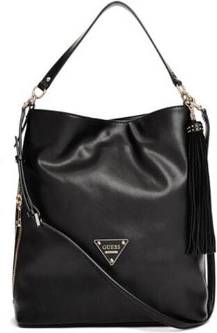 Guess Elegantní kabelka černá VS620903 - Glami.cz 02af2387153