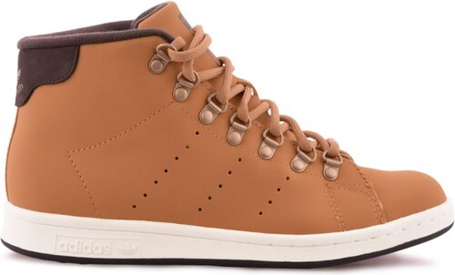 adidas Originals adidas STAN SMITH WINTER STTAN NBROWN CWHITE - Glami.cz 11016a4f9fa