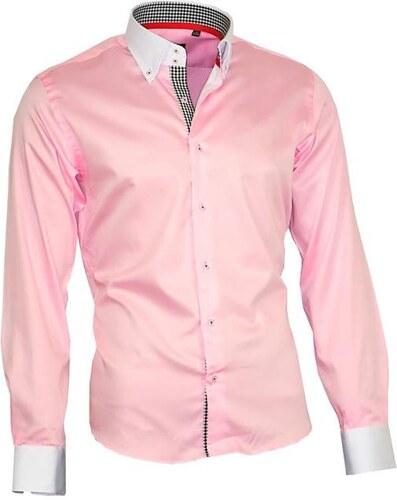 BINDER DE LUXE košile pánská luxusní 80808 satén - Glami.cz 181af6c7c7