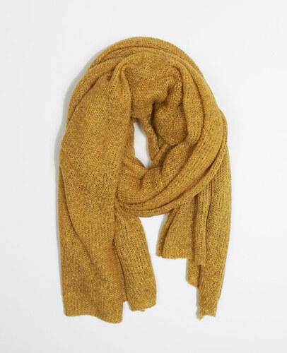 Echarpe tricot femme taille - Idée pour s habiller 73660fc8177