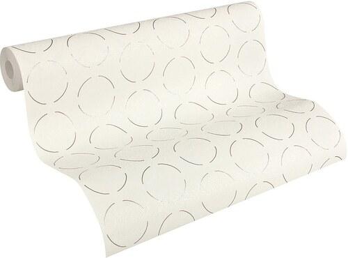 Vliestapete, Architects Paper, »Mustertapete AP 2000 Circles Design by F.A. Porsche«
