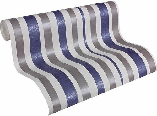 Vliestapete, Architects Paper SketchLine Design by F.A. Porsche, »Streifentapete AP 2000«