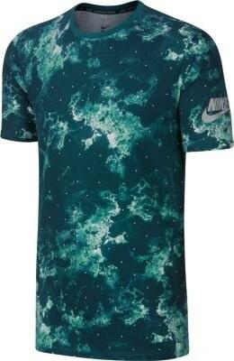 Tričko Nike Tee Ru Ssnl Aop 803950-346 - Glami.cz af0bf75f0c