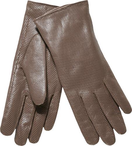 2340379dd5 Baťa Dámské kožené rukavice s perforací - Glami.cz