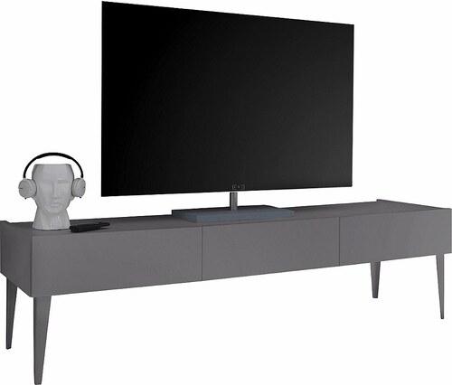 TV-Lowboard »Zela« mit 3 Schubladen, mit Füßen, Breite 184 cm