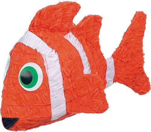 Amscan Pappmaché Figur, »Pinata Clownfisch«