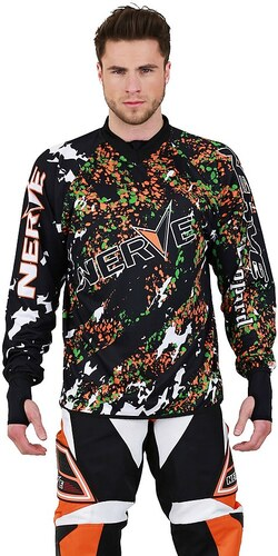 Motocross-Shirt »Nerve«