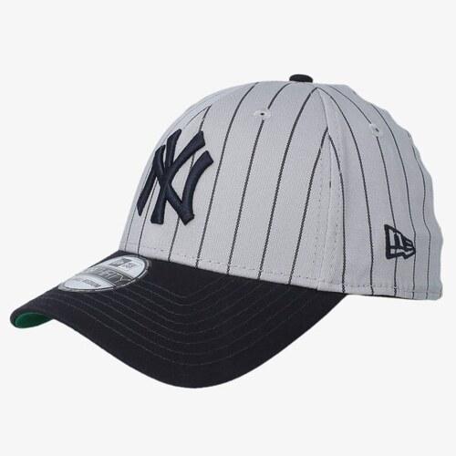 New Era Čepice Pinstripe Stretch Ny Yankees Team Colour Doplňky Doplňky  80259364 Šedá fb2a5a6efe