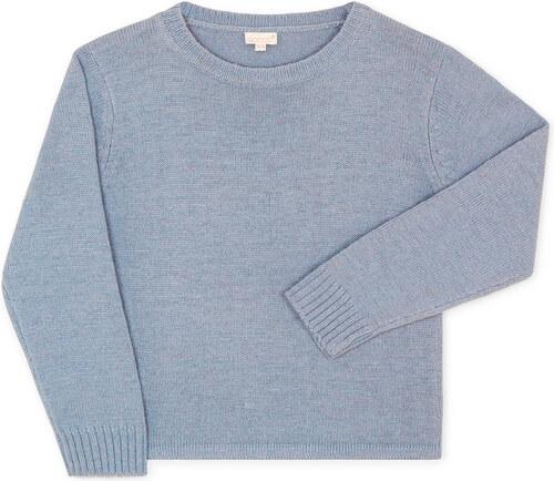 Pull Uni - Bleu