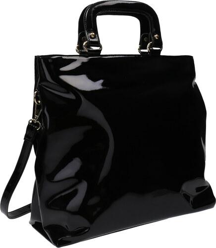 Baťa Čierna dámska kabelka do ruky - Glami.sk 83171cc52e0