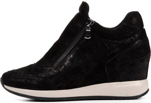 548f736b946 GEOX Elegantní dámské boty Nydame Black D620QA-000MA-C9999 - Glami.cz