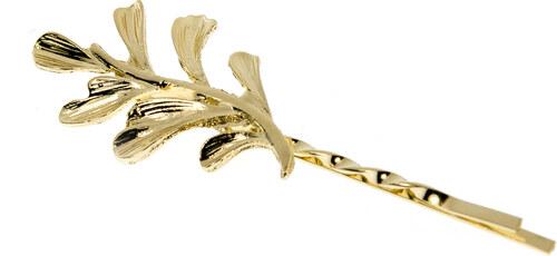 Fashion Icon Spona na vlasy s dekorem větvičky malá - Glami.cz 04bd25ff74