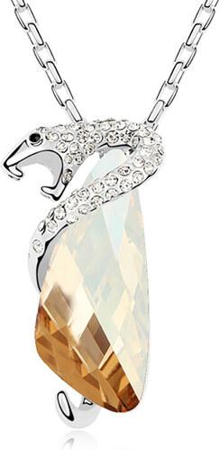 -20% Fashion Icon Přívěsek s řetízkem had a krystal Swarovski elements  PK0220-0334 435418ea8b8